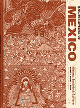 Encyclopedia of Mexico: History, Society & Culture Book Cover