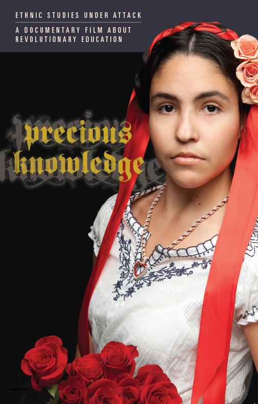 Precious Knowledge Book Cover