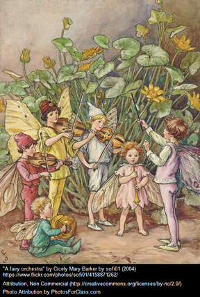 Folklore - Fairy Tales Image