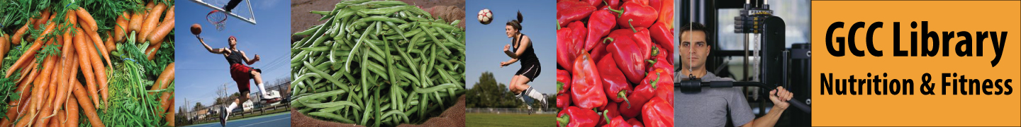 Nutrition/Fitness Home Page Banner