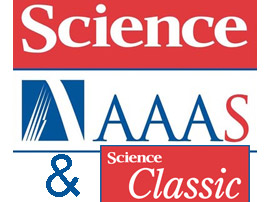 Science and Science Classic logo.