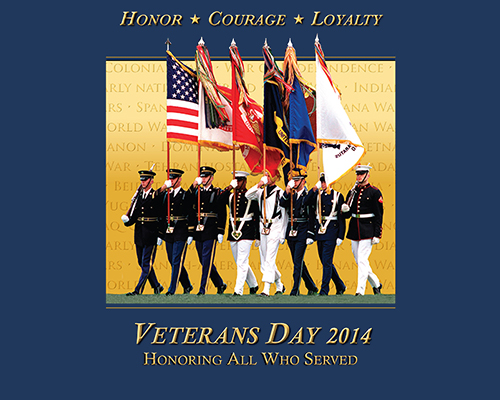 Veterans Day 2013 Poster